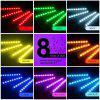 ZDM 1 set of RGB music on-board atmosphere lamp with voice activation and remote control USB 5V