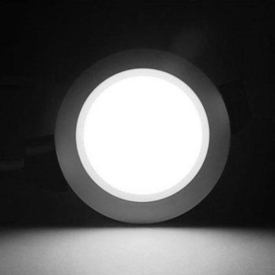 ZDM Surface Mounted Ceiling Lights 6-24W LED Round Wall Fixture Lamps for Kitchen Dinning