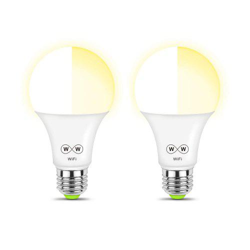 4PCS 1W Yellow E27 LED Bulb Decoration Night Light Lamp for Home Hotel Bar Party