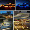 ZDM Waterproof RGBW All In One Strip Flexible 5M 5050 SMD LED Light Strip With 40 Key IR Controller