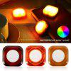 Multifunctional mini led mobile night light USB interface is rechargeable for 5 lighting modes