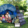 SUAOKI 60W Portable Foldable Solar Panel with DC and USB Output