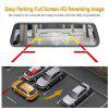 Spedal M9 Dash Cam Rearview Camera with Starvis Lens 9.66 Inches G-Sensor WDR and Night Visio