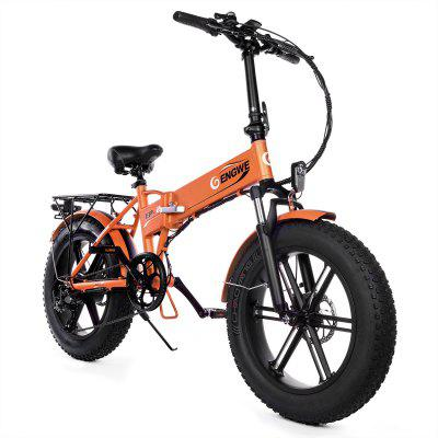 ENGWE EP-2 Upgraded Version 500W Folding Fat Tire...