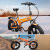 ENGWE EP-2 Upgraded Version 500W Folding Fat Tire Electric Bike with 48V 12.5Ah Lithium-ion Battery