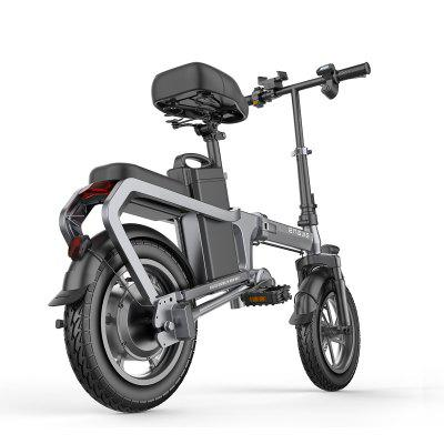 ENGWE X5S Chainless Folding Electric Bike with Removable Battery and High Strength Aluminum Frame