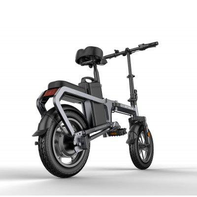 ENGWE X5S Chainless Folding Electric Bike with Removable Battery