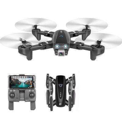 S167 FoldableGPS WIFI FPV No Signal Return Foldable RC Quadcopter Drone with HD Camera Helicopter