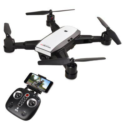LEAD HONOR X28G GPS Wi-Fi FPV Foldable RC Quadcopter Drone with 1080P HD Wide-Angle Camera