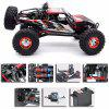 FY07 4WD 2.4G High Speed RC Car Remote Control Racing Truck Toys Gifts