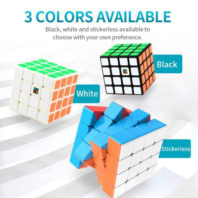 MOYU Meilong Magic Professional 4x4x4 Magic Cube Speed Puzzle 4x4 Cube Educational Toys Gift