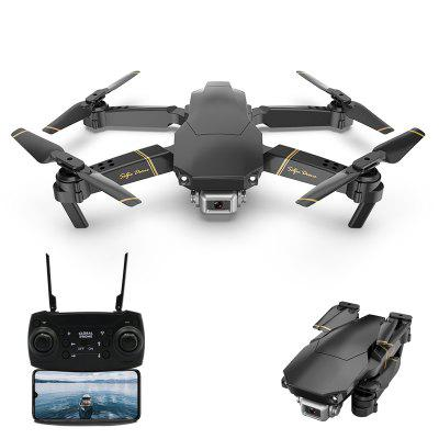 Global Drone GD89 WiFi pieghevole FPV RC Drone Quadcopter con videotelecamera HD Toy RTF
