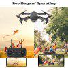 Global Drone GD89 Foldable WiFi FPV RC Drone Quadcopter with HD Camera Toy RTF