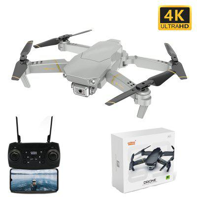 Global Drone GD89 WiFi pieghevole FPV RC Drone Quadcopter con regalo per videocamera 4K HD