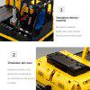 CaDA C51057 544pcs Blocks Building Assembled City Technic Engineering Excavator RC Car for Gift