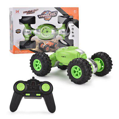 LEAD HONOR C016S 2.4GHz 4WD Twist Double-sided Flip Deformation High Speed RC Car Toys