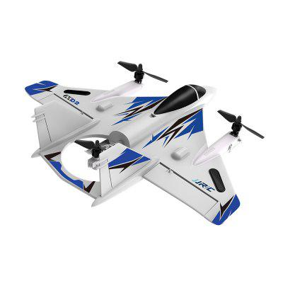 JJRC M02 2.4G 6-Axis Gyro 450mm Wingspan EPO Brushless Aerobatic RC Airplane RTF Mode Aircraft