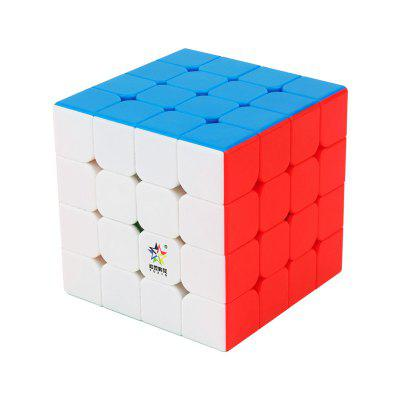 YUXIN Little Magic 4x4x4 Magnetic Magic Cube Speed Cube Professional Puzzle Toys For Children Gift