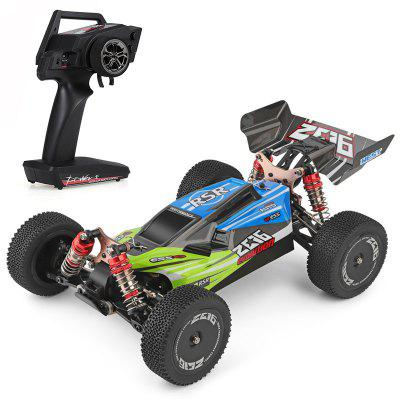Wltoys 144001 1/14 RC Car 2.4Ghz 4WD High Speed Racing Vehicle Models 60km/h Toys Gift