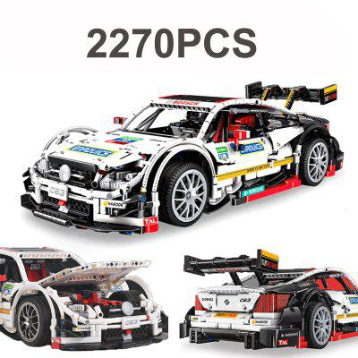 Mould King 13075 2270PCS Technic Series C63 Sport Racing Car Model Building Blocks Bricks Toys