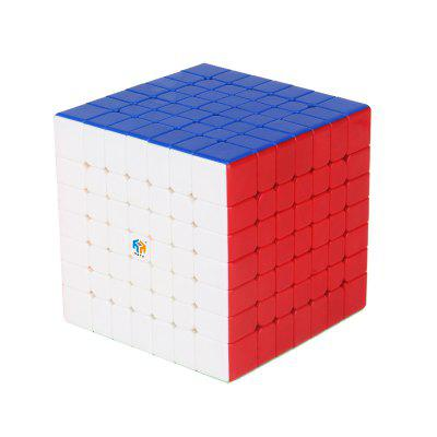 YUXIN Kevin Hays 7x7x7 Magnetic Magic Cube Speed Puzzle 7x7 Cube Educational Toys Gifts