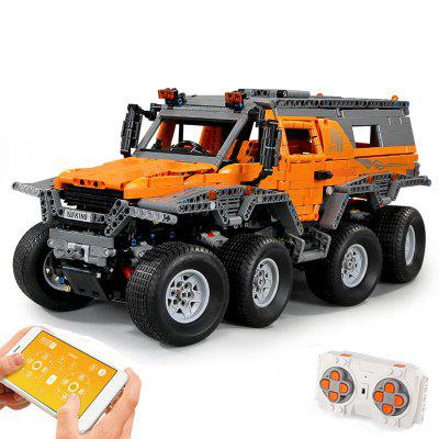 13088 2578PCS APP Control Remote Control Car Electric Building Blocks Bricks Toys