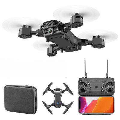 LS11 2.4GHz Foldable Wi-Fi FPV RC Quadcopter Drone with 4K HD Camera Altitude Hold Mode