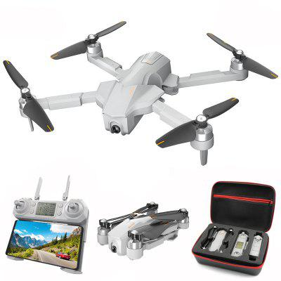 Global Drone GW90 Brushless GPS 5G Wifi RC Drone Quadrocopter with 4K HD Camera sjrc f11 pro 4k gps drone with wifi fpv 4k hd camera two axis anti shake gimbal f11 brushless quadcopter vs sg906 pro 2 dron