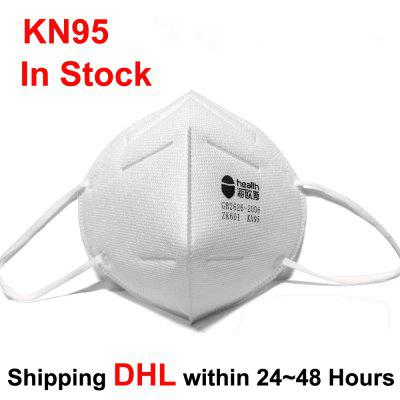 10PCS KN95 N95 Particulate Respirator Dust Mask for Air Pollution for Adult