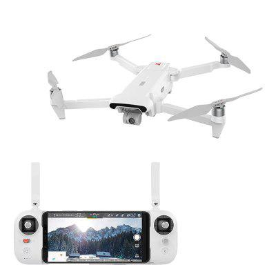 FIMI X8 SE 2020 Foldable GPS Wifi FPV RC Drone Quadcopter with 3-axis Gimbal 4K HD Camera Optical Flow Positioning Helicopters Toys