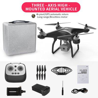 LSRC-L5 GPS Brushless WIFI FPV RC Drone Quadcopter with 4K HD Camera Toys Helicopters
