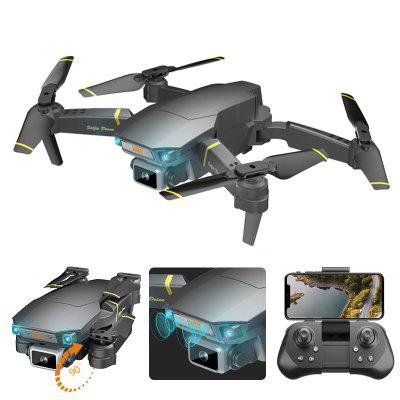 Global Drone GD89 Pro Foldable WIFI FPV RC Drone Quadcopter with 720P / 1080P / 4K Optical Flow HD Camera Toys for Kids sjrc f11 pro 4k gps drone with wifi fpv 4k hd camera two axis anti shake gimbal f11 brushless quadcopter vs sg906 pro 2 dron