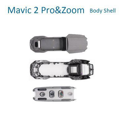 for DJI Mavic 2 PRO/ZOOM Drone Body Shell Middle Frame Bottom Shell Upper Cover Mavic 2 Replacement Repair Spare Parts Drone Accessories