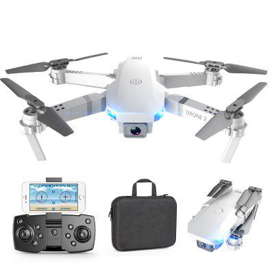 E59 RC Drone 4K HD Camera Professional Aerial Photography Selfie WIFI FPV Helicopter 360° Flip Drones Transmission Foldable Quadcopter RC Toy fayee smart egg wifi fpv rc quacopter black