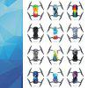 DJI Mavic Air Waterproof Sticker Decal Skin Cover for DJI Mavic Air Drone Accessories Colorful PVC Skin for Body Shell Battery Spare Parts