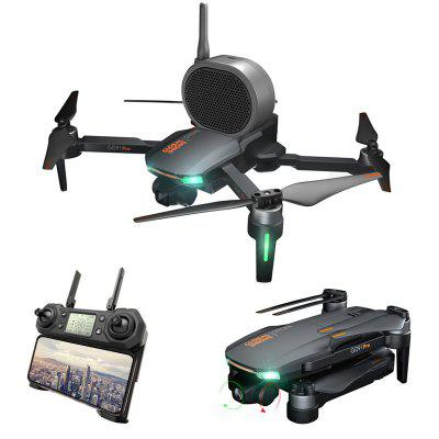 Global Drone GD91 Pro 5G Wifi GPS Brushless RC Drone with 4K HD Two-axis Mechanical Gimbal Camera Foldable Drone Quadcopter