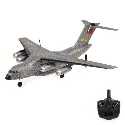 WLtoys XK A130 C-17 RC Airplane EPP 2.4G 3CH Plane Y-20 Helicopters Model Outdoor Toy Wingspan Aircraft Glider