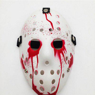 Halloween Horror Movie Cosplay Toys Black Friday Jason Mask Ring Holiday Party Banquet Gift Wholesale For Children Adults
