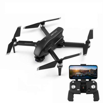 Wltoys Q868 Foldable GPS 5G WIFI Brushless RC Quadcopter with 2 Axis Gimbal 4K HD Camera Smart Follow Remote Control Drone Image