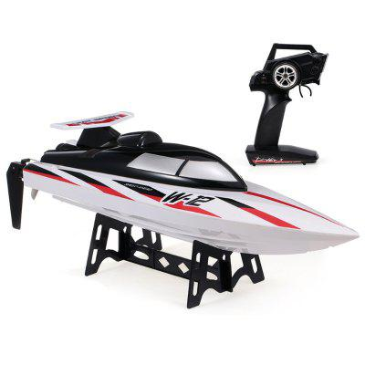WLtoys WL912-A 35KM/H RC Boat 2.4G Radio-Controlled Speedboat Capsize Protection Outdoor Racing Ship Toy for Kids