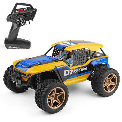 Wltoys 12402-A 4WD 2.4G RC Car Vehicle Models High Speed 45km/h Remote Control Model Off-Road Toy