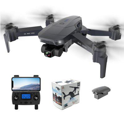 SG907 Pro RC Drone 2-Axis Gimbal 4K Angle Camera Drone 5G WIFI FPV Foldable 4K RC Quadcopter Professional Dron Toy