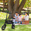 IDEAPLAY P10 12 inches Folding Electric Bicycle E-Bike 350W 36V 4.0Ah Lithium Battery