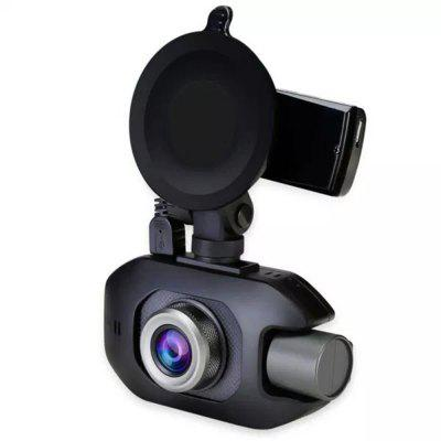 Z-EDGE Z3Pro Car DVR Infrared Night Vision Dash Camera Front and Rear Dual 1080P Camera with GPS