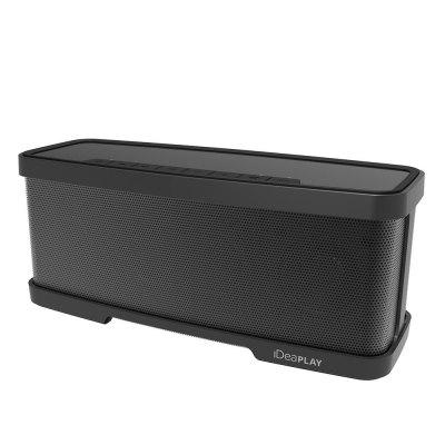 IDEAPLAY Powerful 20W Wireless Bluetooth Speaker Dual Passive Radiator 10W Driver and 10W Subwoofer