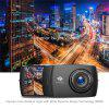 Z-EDGE T4 Dual Lens Dash Cam 4.0 inch Touch Screen FHD 1080P Car DVR Front and Rear Cameras