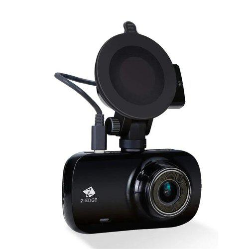 Z-EDGE Z3G Dashboard Camera for Cars 2.7 Inch 1440P 30fps Quad HD with GPS