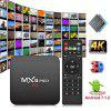 MXQ Pro 64 Bit Android 7.1 Smart TV Box Quad Core 1GB RAM 8GB ROM 4K HD 2.4G WiFi Media Player
