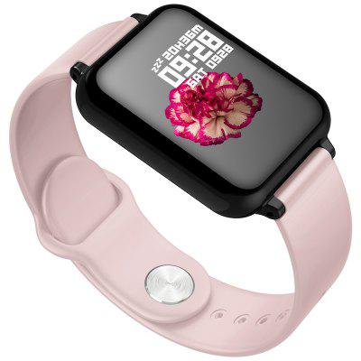 Bluetooth Smart Watch Heart Rate Monitor Blood Pressure Sports for iOS Android Smart Phone