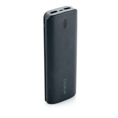 IDEAPLAY B160 15600 mAh Power Bank Dual USB Backup Battery for Mobile Phone and Tablet